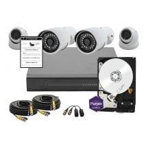 🏆Classifica migliori kit videosorveglianza 4 canali: alternative, offerte, guida all' acquisto