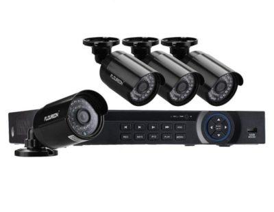offerta kit videosorveglianza esterno