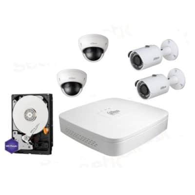 prezzi kit videosorveglianza ip