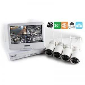 prezzi kit videosorveglianza wifi esterno