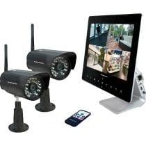 🏆Top 5 kit videosorveglianza wifi: opinioni, offerte, la nostra selezione