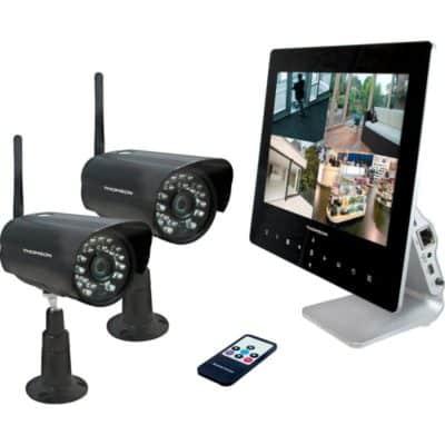 miglior kit videosorveglianza wifi