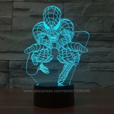 promozione lampade 3d