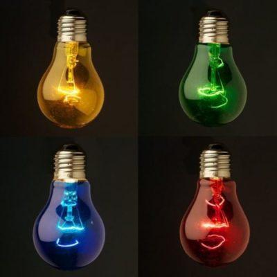 migliori lampade colorate