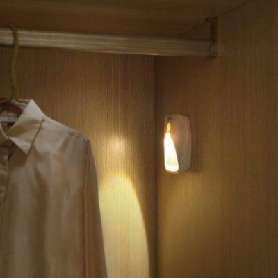 promozione lampade da armadio