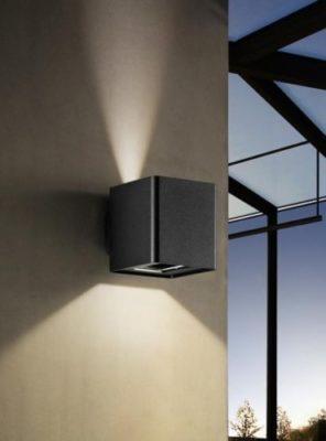 prezzi lampade da esterno a parete