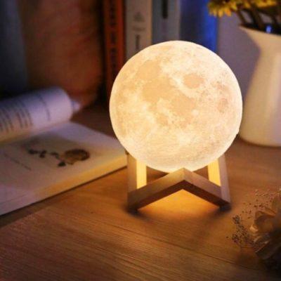 migliori lampade luna 3d