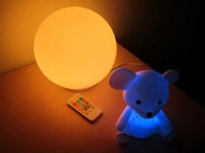 sconto lampade notturne per bambini