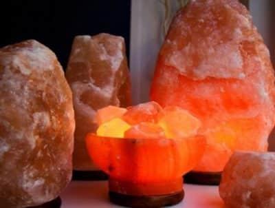 offerta lampade sale himalayano certificata