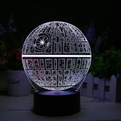 promozione lampade star wars