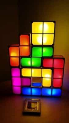 offerta lampade tetris