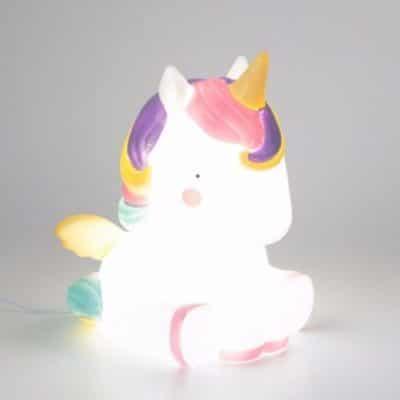 prezzi lampade unicorno