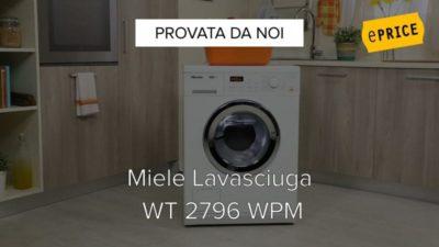 sconto lavasciuga Miele