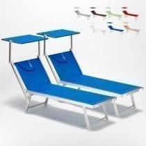 🛏️Top 5 lettino da spiaggia: opinioni, offerte, scegli il migliore!