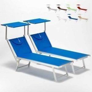 offerta lettino da spiaggia
