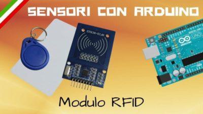 offerte lettori RFID arduino