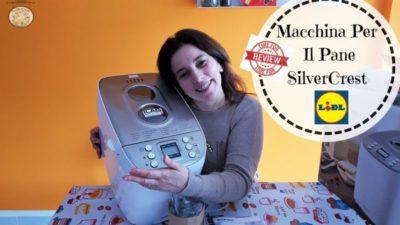 macchina per pane silvercrest