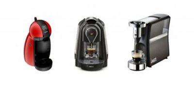 migliori macchine caffè capsule