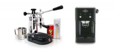 promozione macchine caffè manuale