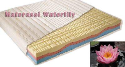 miglior materasso Waterlily