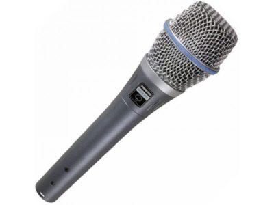 Migliori microfoni Shure: recensioni, offerte, la nostra selezione