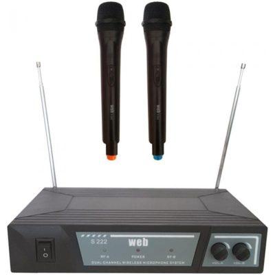 microfoni senza fili wireless occasioni