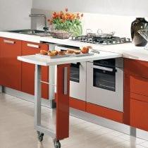 Top 5 mobili cucina salvaspazio: recensioni, sconti, guida all' acquisto