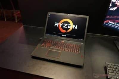 prezzi notebook Ryzen