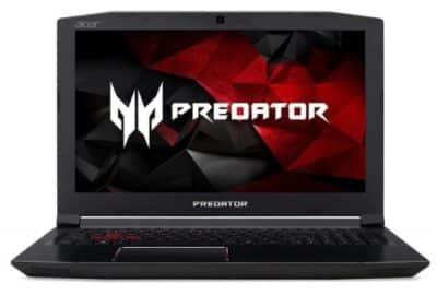 miglior notebook gaming predator