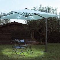 Top 5 ombrelloni con led: recensioni, offerte. Guida all' acquisto