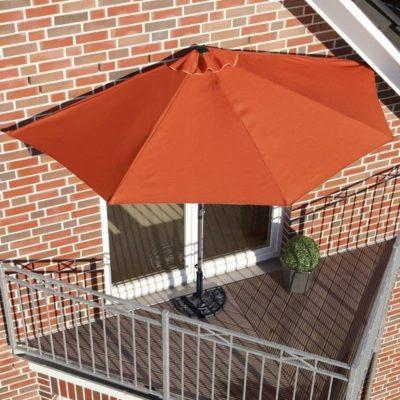 ombrellone da balcone: prezzi
