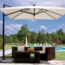 Top 5 ombrelloni da esterno: opinioni, offerte. La nostra selezione