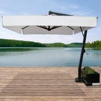 Migliori ombrelloni da giardino 4x4: recensioni, offerte. I bestseller