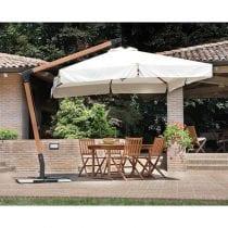 Top 5 ombrelloni da giardino decentrati: opinioni, offerte. Guida all' acquisto