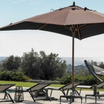 Top 5 ombrelloni da terrazzo: modelli, offerte. La nostra selezione