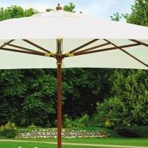 Migliori ombrelloni in legno: recensioni, offerte. Scegli i migliori