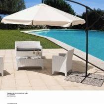 Migliori ombrelloni laterali: recensioni, offerte. Guida all' acquisto