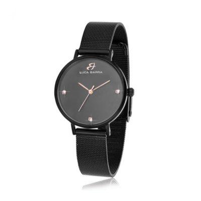 offerte orologi nero donna