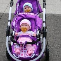 Miglior passeggino gemellare giocattolo: recensioni, offerte, scegli il migliore!