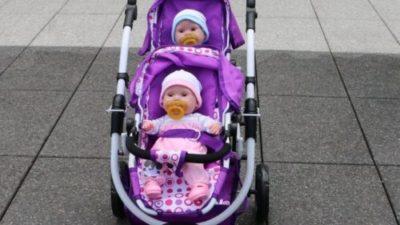 Miglior passeggino gemellare giocattolo