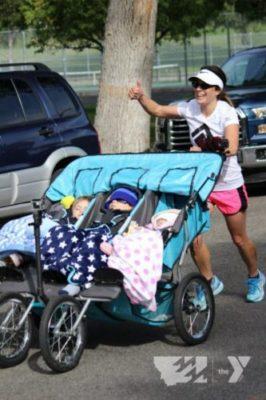 Miglior passeggino per jogging