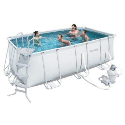 🏊Top 5 piscine Bestway rettangolari: opinioni, offerte, guida all' acquisto