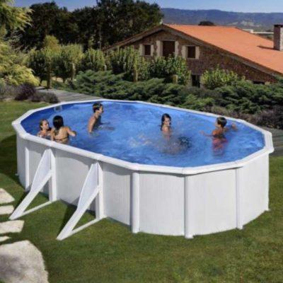 Migliori piscine fuori terra acciaio offerte recensioni for Offerte piscine fuori terra