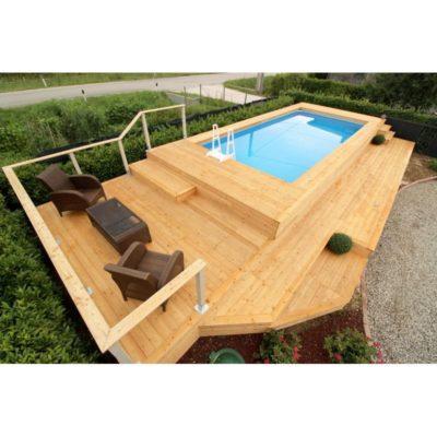 🏊Migliori piscine fuori terra legno: opinioni, offerte, guida all' acquisto