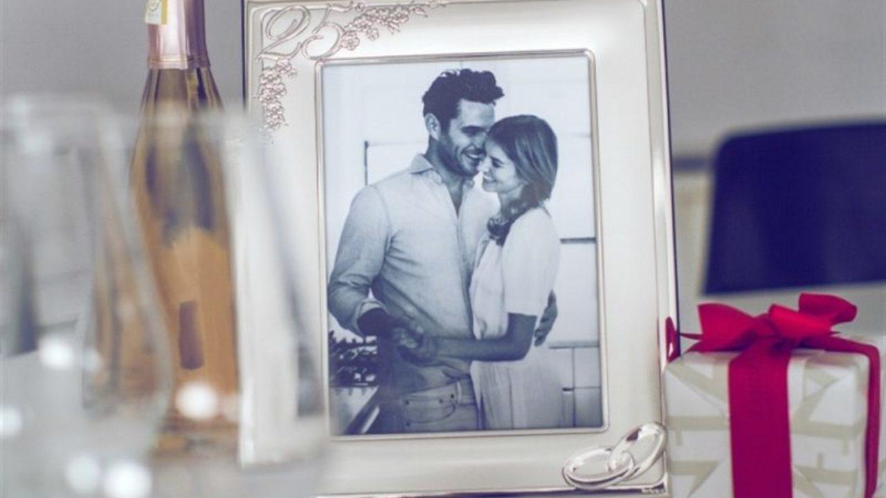 Migliori Idee Regalo Per 25 Anni Di Matrimonio