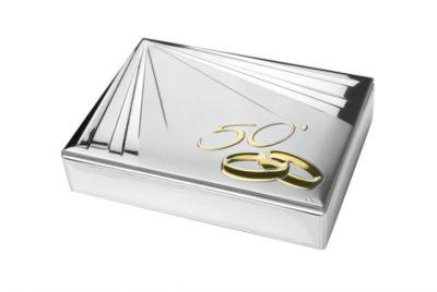 Offerte regalo per i 50 anni di matrimonio