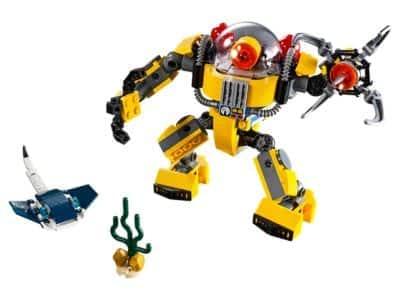 offerta robot Lego