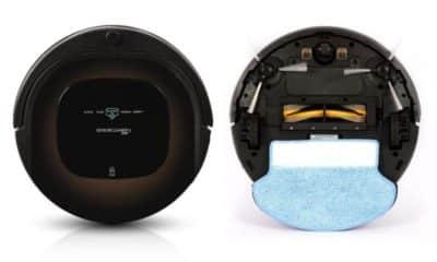 offerta robot lavapavimenti e aspirapolvere