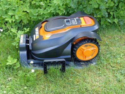 offerta robot tagliaerba senza filo perimetrale