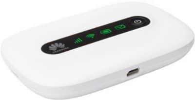 sconto router WIFI portatile con SIM